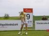21/05/2009 Ladies European Tour 2009, HypoVereinbank Ladies German Open, 21-25 May, Golfpark Gut Hausem, Bayern Germany. Jade Schaeffer of France during the first round. Credit: Tristan Jones